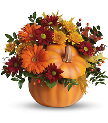 Country Pumpkin from McIntire Florist in Fulton, Missouri