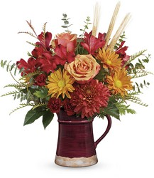 Teleflora's Fields Of Fall Bouquet from McIntire Florist in Fulton, Missouri