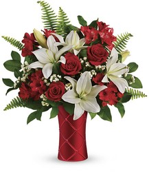 Teleflora's Sweetest Satin Bouquet from McIntire Florist in Fulton, Missouri
