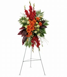 A New Sunrise Spray from McIntire Florist in Fulton, Missouri