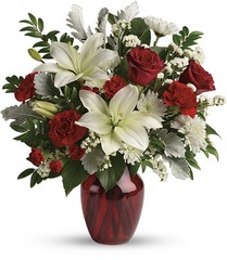 Visions Of Love Bouquet from McIntire Florist in Fulton, Missouri
