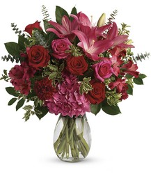 Love Struck Bouquet from McIntire Florist in Fulton, Missouri