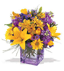 Teleflora's Morning Sunrise Bouquet from McIntire Florist in Fulton, Missouri