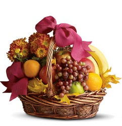 Fruits of Autumn from McIntire Florist in Fulton, Missouri
