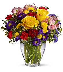 Brighten Your Day from McIntire Florist in Fulton, Missouri